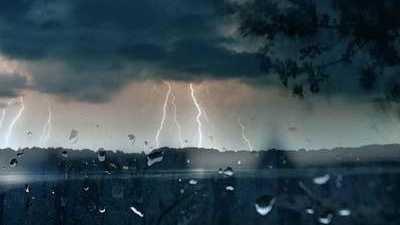 severe weather, lightning, storm file photo