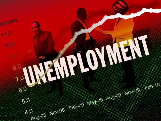 Unemployment Rate Rises for Second Month