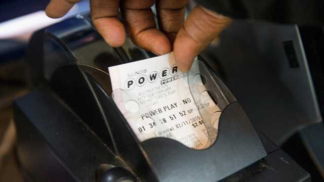 Numbers drawn for $570M Powerball jackpot