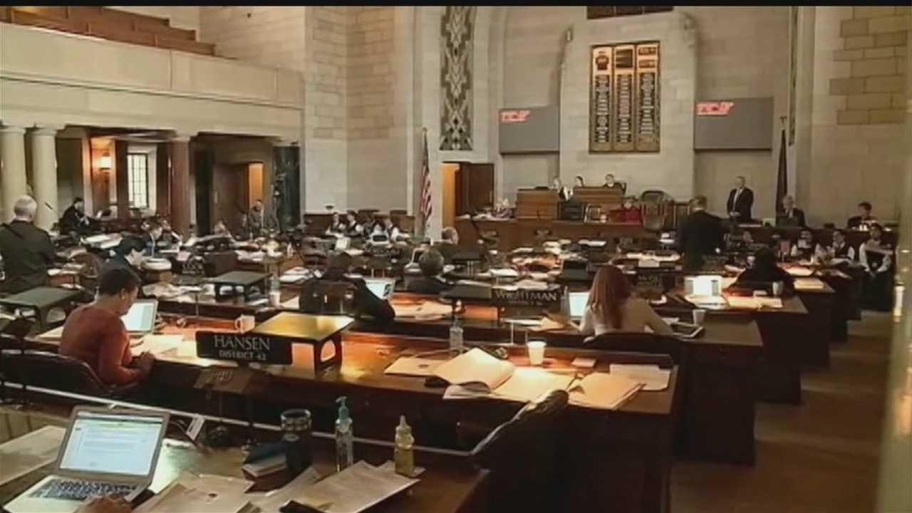 Legislature passes budget cuts