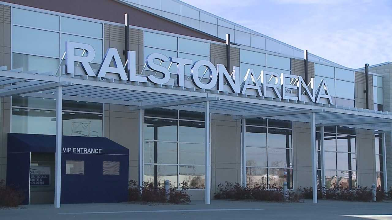 A battle is brewing over business at two arenas in the Omaha metro area.