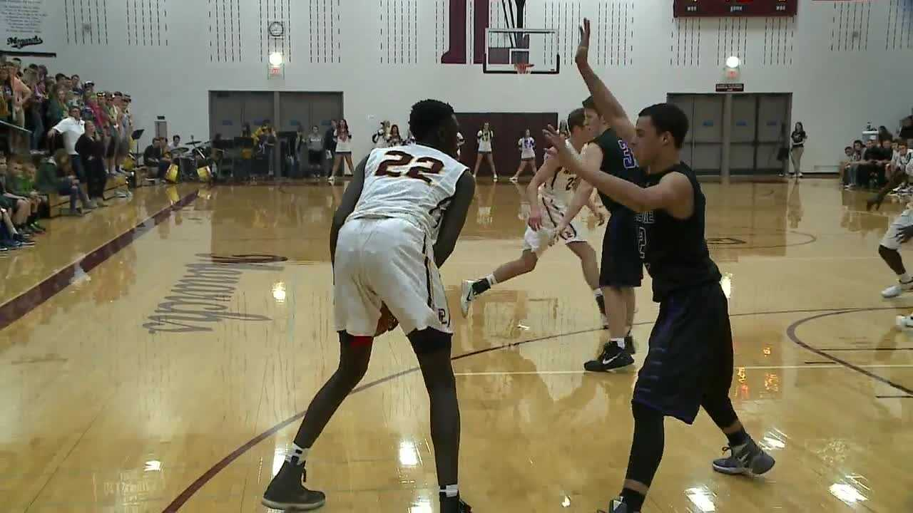 The Papillion-La Vista standout player is turning heads this season.