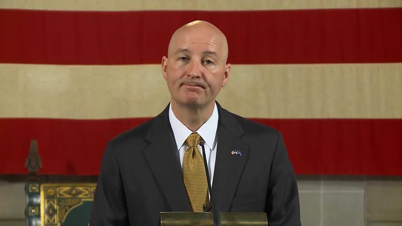 We asked Governor Ricketts if he worries his statements and policies on transgender issues will spark boycotts as they have in North Carolina.