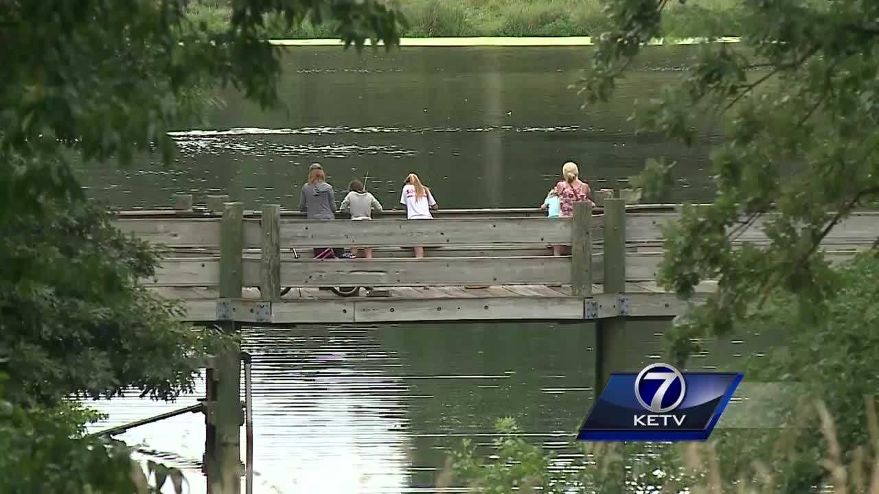 Mahoney State Park is celebrating its silver anniversary, that is, if the weather holds up.