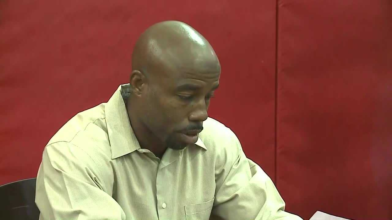 Huskers assistant coach Keith Williams addresses his DUI arrest.
