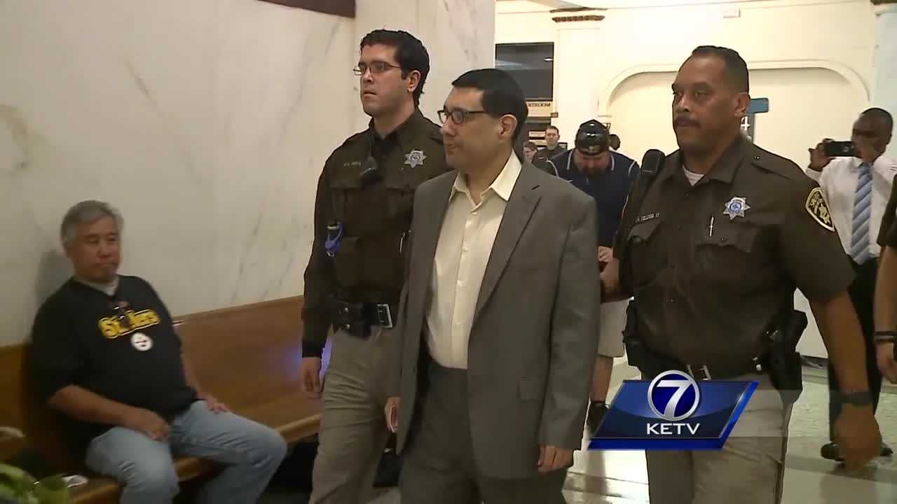 Anthony Garcia found guilty of all charges