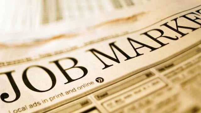 State's jobless rate at 3.7% in November