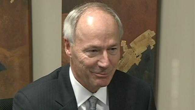 Asa Hutchinson on gun control and schools