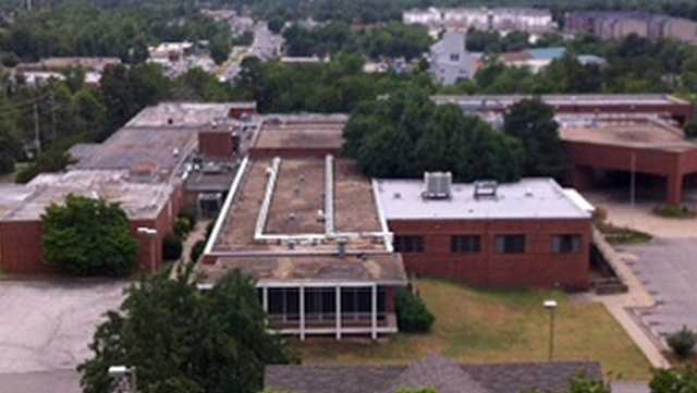 Fayetteville library purchases city hospital land
