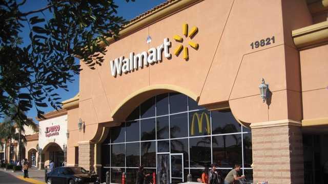 Patriotic Brands - Walmart