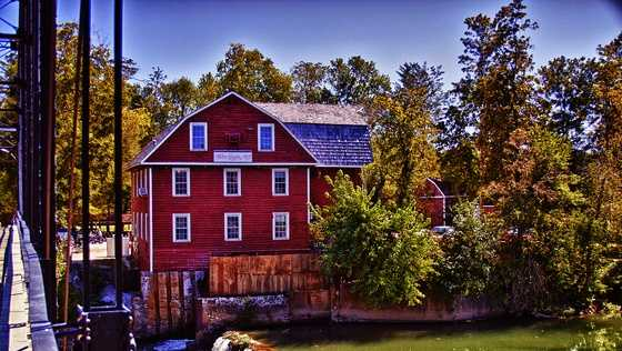 The War Eagle Mill Craft & Culinary Fair is open from 8 a.m. to 5:30 p.m. Thurs., Oct. 16 through Sun., Oct. 19. It closes an hour early (at 4:30 p.m.) on Sunday.