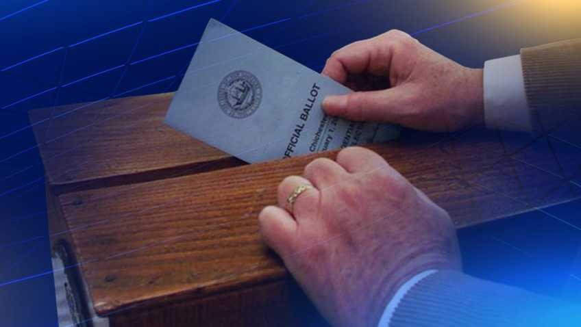 FILEimage of a ballot