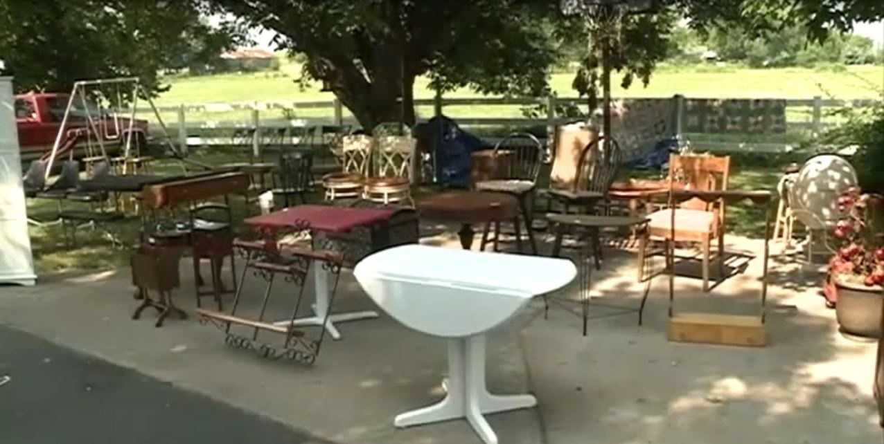 Attractive Local Cities Prepare For Citywide Yard Sales