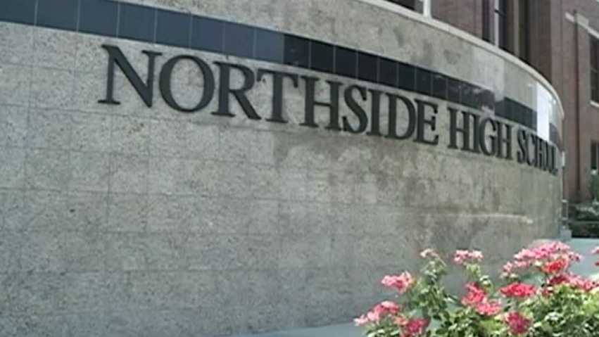 FILE image of Northside High School in Fort Smith
