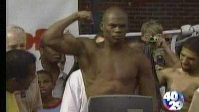 File image of Jermain Taylor