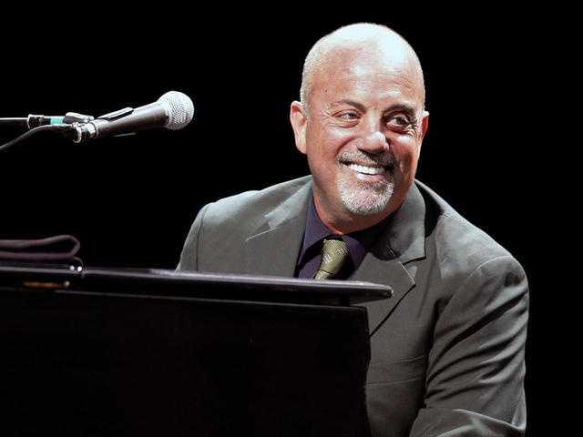 Billy Joel Performing At Kauffman Stadium