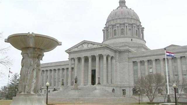 Image: Missouri capitol building