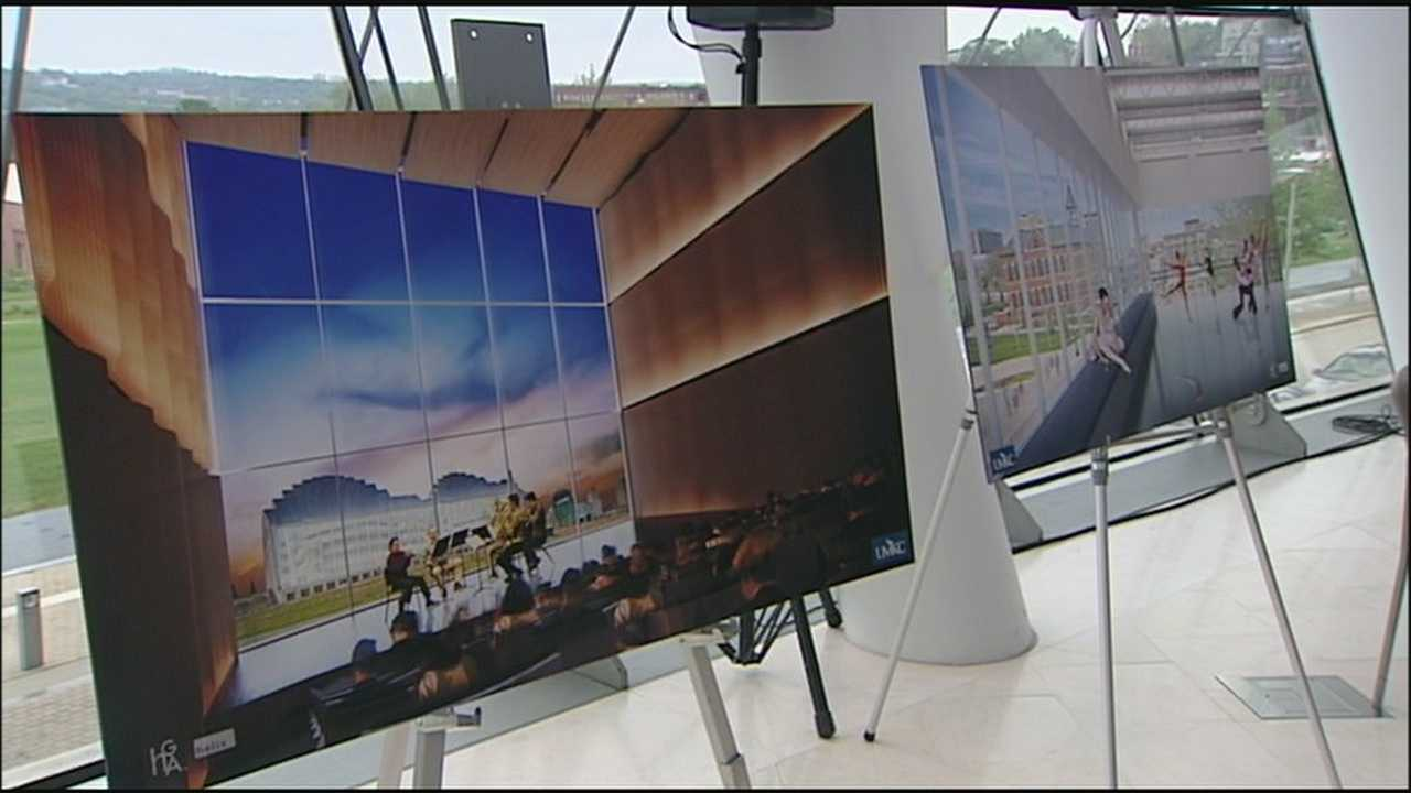 The University of Missouri-Kansas City Conservatory of Music and Dance has received an anonymous donation that will allow it to move to a site just south of the Kauffman Center for the Performing Arts.