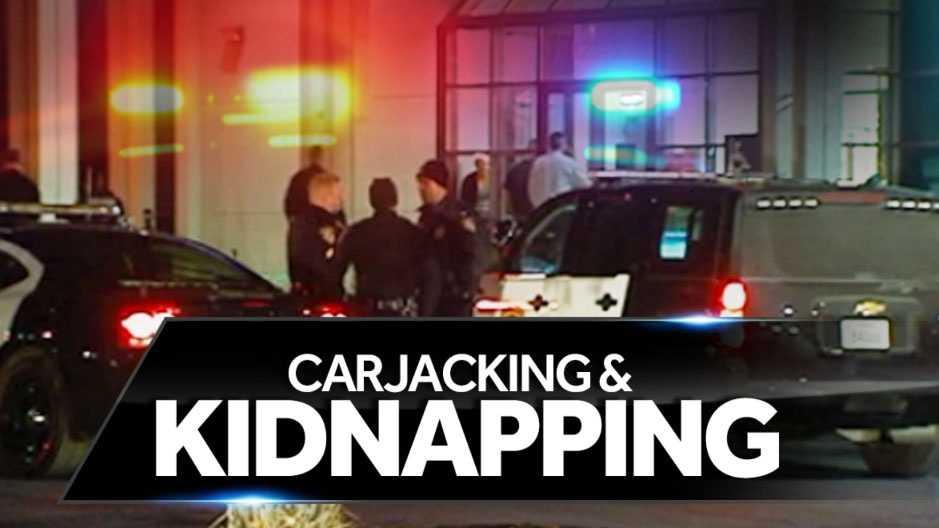 18-month-old found after taken in carjacking