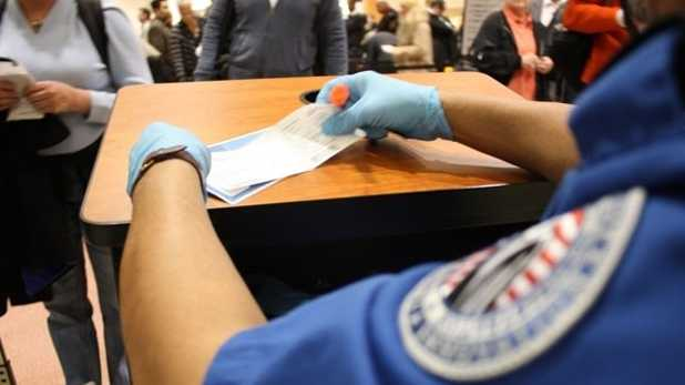TSA at KCI
