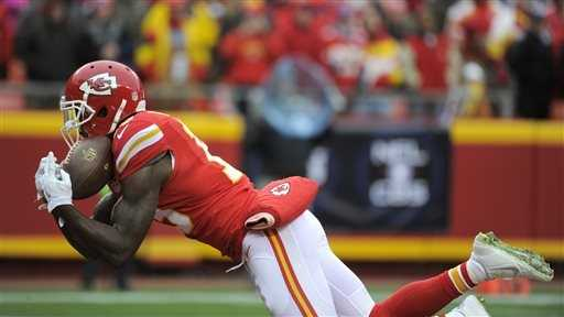 Chiefs release Jeremy Maclin in a surprise move
