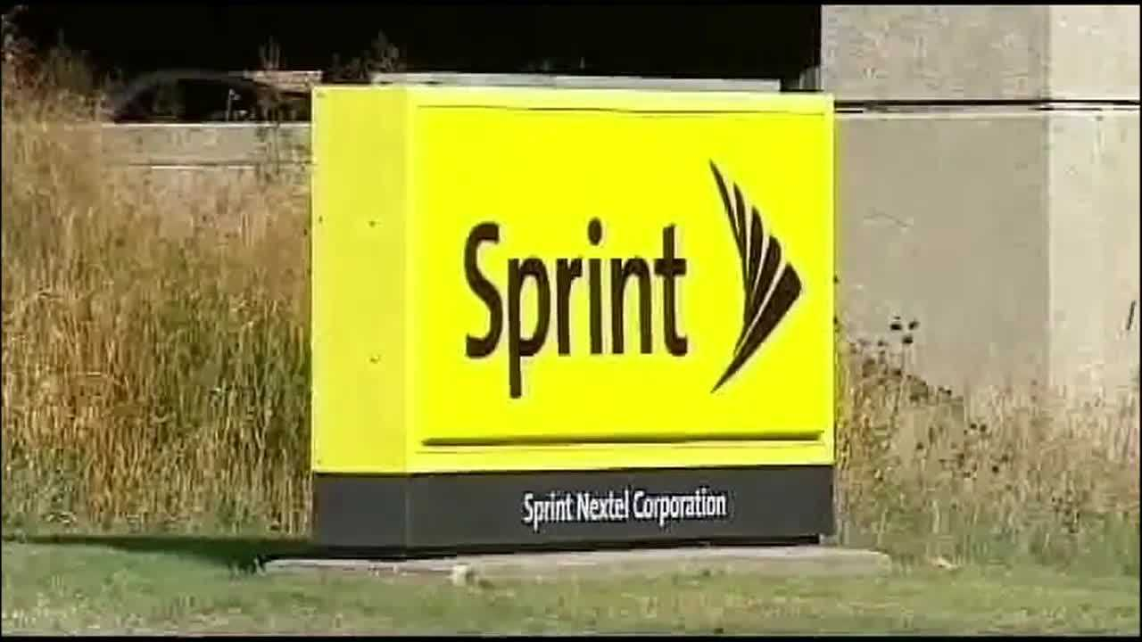 Sprint released its earnings report early on Tuesday.