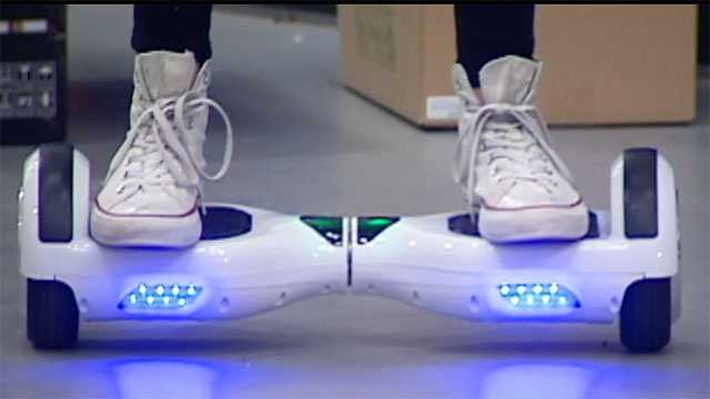 Kmbc 9 News >> Family sues Amazon over hoverboard that burned $1M house
