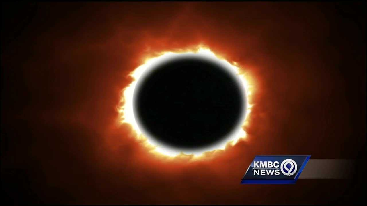 A total solar eclipse will happen next year and the best seats in the house will be in Kansas City and the surrounding region.