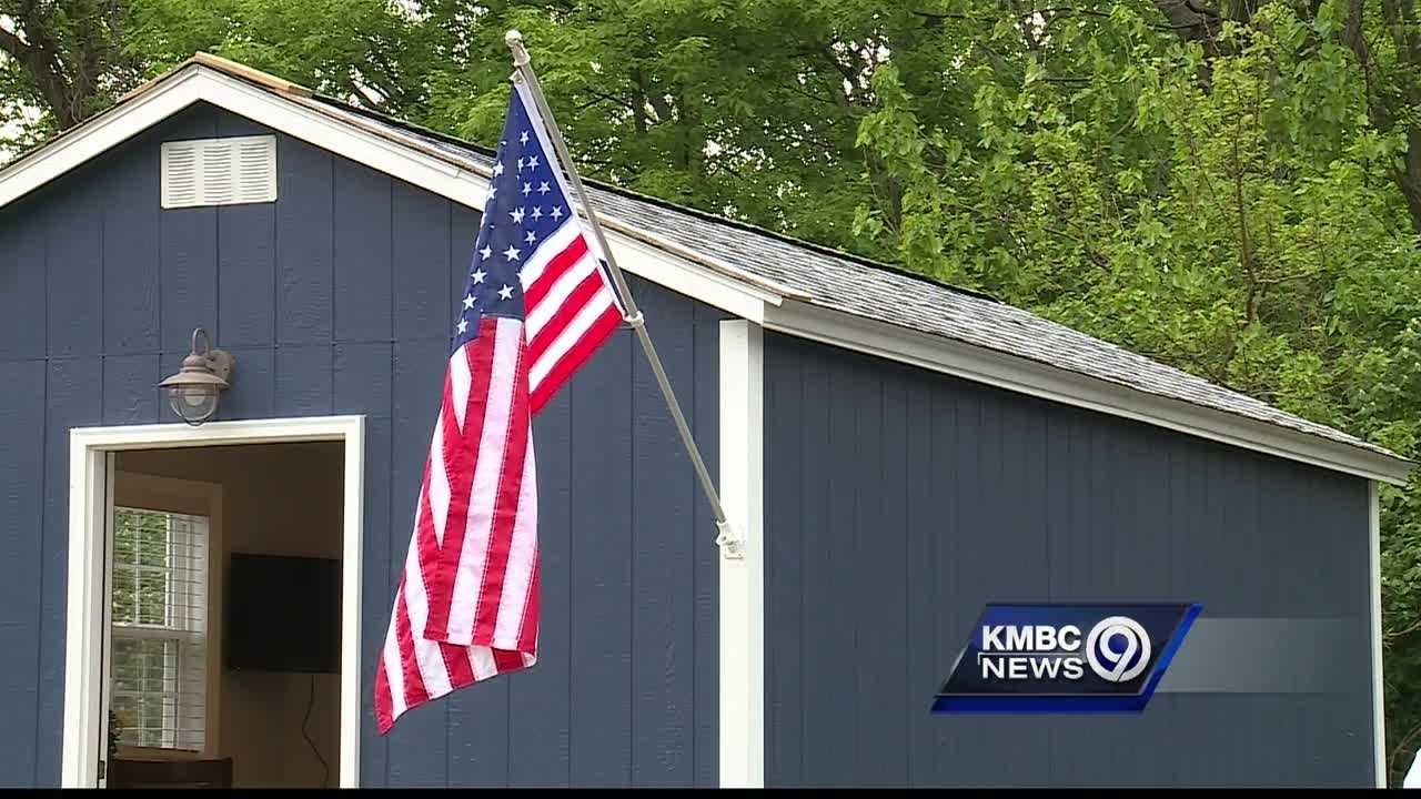 A hip trend in housing will soon be helping homeless military veterans.