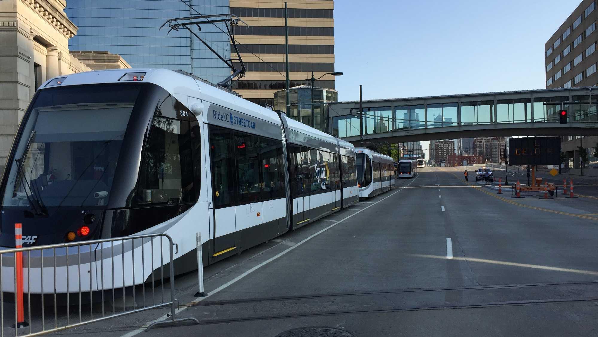 Kansas City streetcars