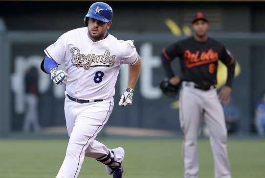 Moustakas voted into All-Star Game