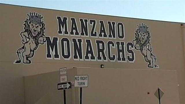 Manzano High