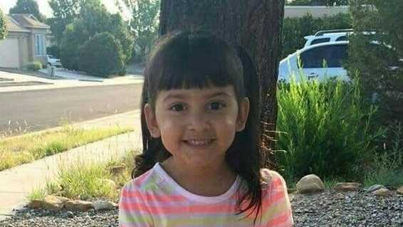 A photo of Illiana Rose Rael Garcia released by her family.