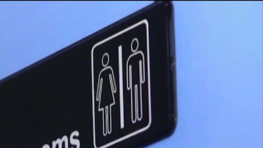 State officials are reviewing the federal school bathroom directive.