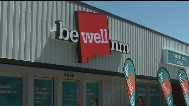 Today Be Well N-M is opening their new center here on Menaul in just a few hours.