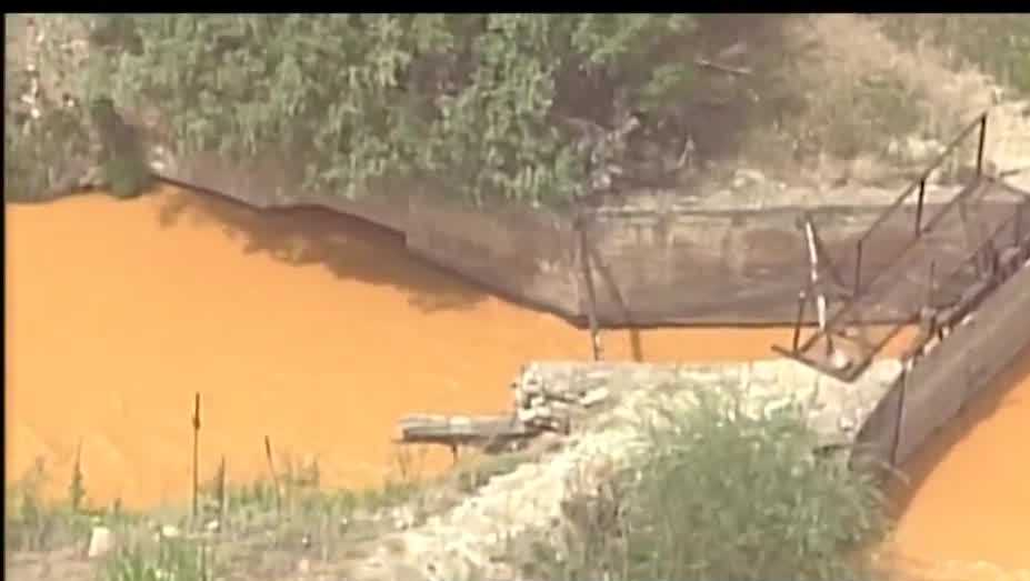 New Mexico now suing the EPA over Gold King Mine spill.