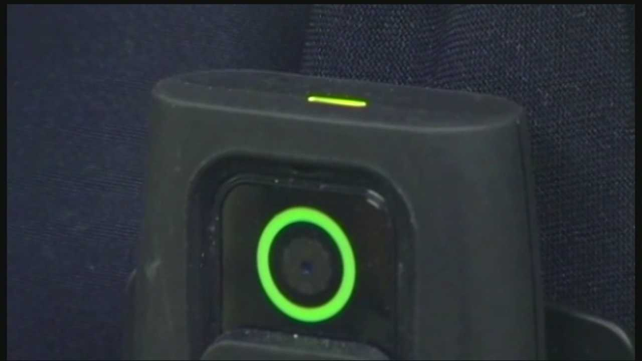 The Oklahoma City Police Department is running a pilot program to get everything in place to outfit all officers with body cams.