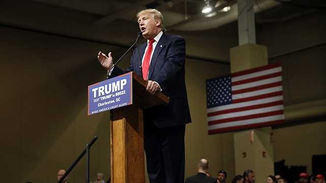 Donald Trump wins South Carolina Republican primary