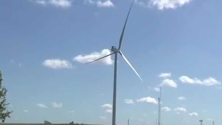 Oklahoma is in a budget crisis, and citizens' tax dollars are headed overseas in the form of breaks for the wind industry.