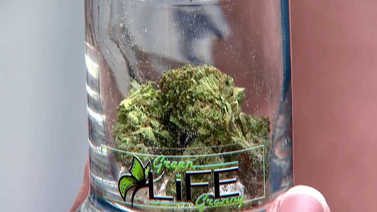 Image result for Gov. Fallin sets election date for medical marijuana issue