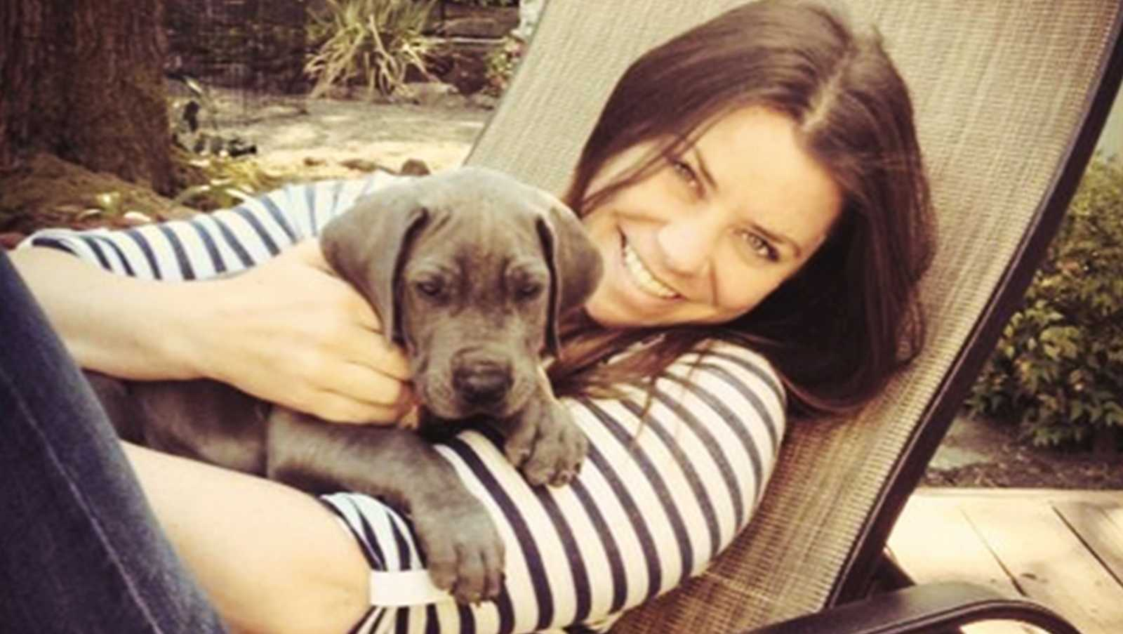Brittany Maynard moved from California to Oregon for a physician-assisted death.