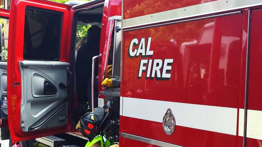 Brush Fire Just East Of Hollister Contained At 34 Acres