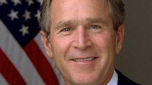 2001- 2009: George W. Bush was a wartime president for two terms due to the September 11, 2001 terrorist attacks. When Bush became the 43rd president, it was only the second time a president's son went on to the White House.
