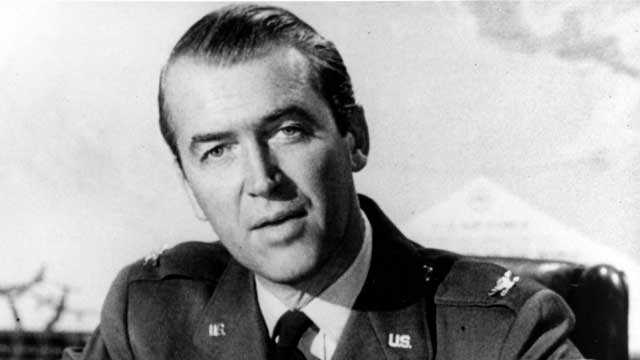 Jimmy Stewart (U.S. Army Air Corps/Air Force Reserve)