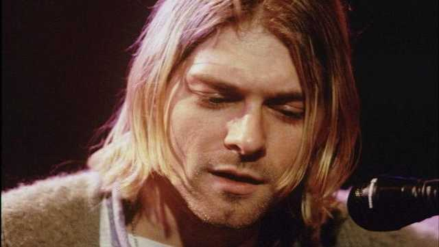 Musician Kurt Cobain was diagnosed with attention deficit disorder at a young age and then later, with bipolar disorder.