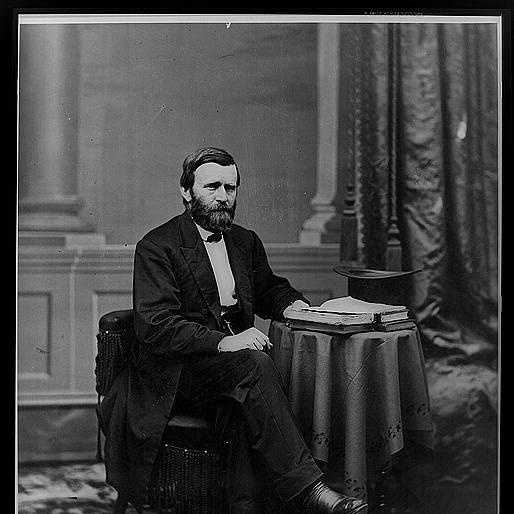 Ulysses S. Grant:  1869 - 1877  Point Pleasant, Ohio