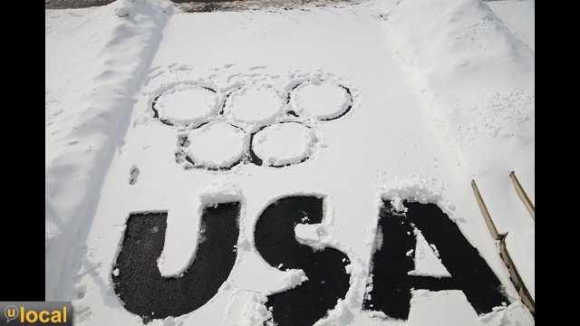 National champions discuss ski jumping, 2018 Winter Olympics