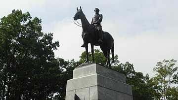 Now, the Top 10 U.S. Landmarks:1. Gettysburg National Military Park, Gettysburg, Pennsylvania