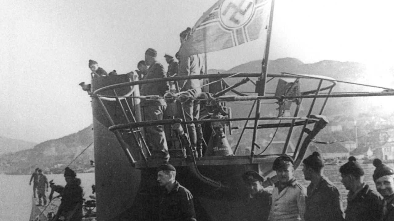 WWII Nazi U-Boat Wreckage Found!