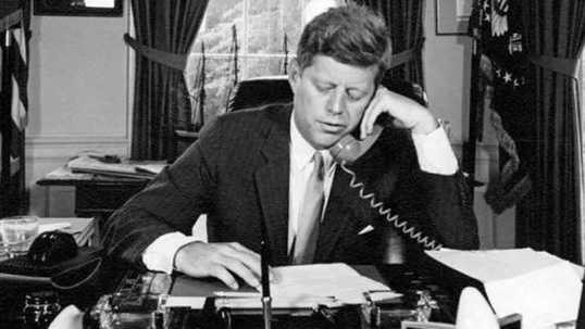JFK diary written in post-WWII Europe sells for $718000